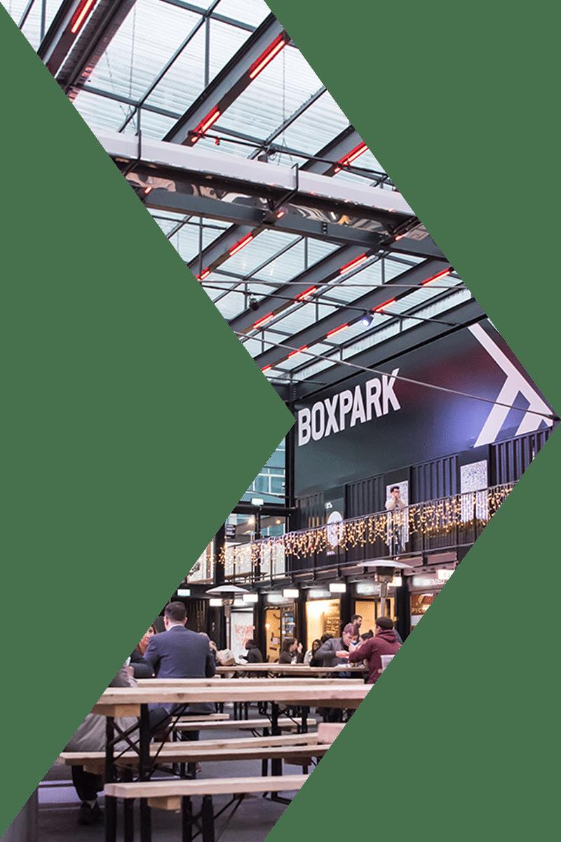 boxpark and minicab.com